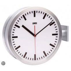 Balance He-clock-87 Dubbelzijdige Stationsklok
