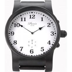 Metalen mega horlogeklok 44cm
